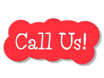 Call Us Represents Conversation Communicate And Network Stock Images