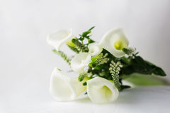 Calla-bouquet Royalty Free Stock Photography
