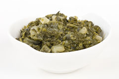 Callaloo Royalty Free Stock Image