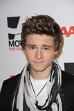 Callan McAuliffe at AARP Magazine's Movies For Grownups, Beverly Wilshire Hotel, Bevely Hills, CA. 02-07-11. Callan McAuliffe  at AARP Magazine's Movies For Royalty Free Stock Photo