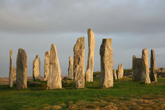 Callanish royalty free stock image