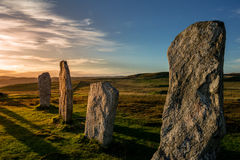 Callanish Fotografia Stock