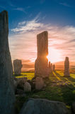 Callanish Obrazy Royalty Free