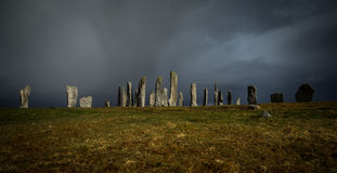 Callanish Standing Stones Stock Images