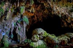Callao cave entrance, penablanca, cagayan, philippines stock photography