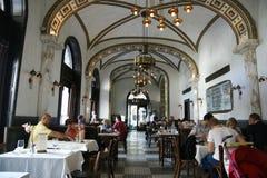 Callas cafe Stock Image