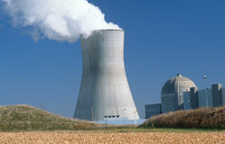 Callaway Nuclear Power Plant, MO Stock Image