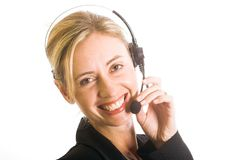 Callcenter Images stock