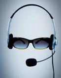 Callcenter Agent Stock Image
