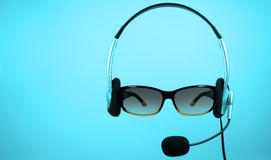 Callcenter Agent Stock Images