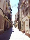 calle Fotografía de archivo libre de regalías