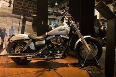 Calle 2010 de Harley Davidson Bob Foto de archivo libre de regalías
