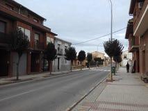 Calle Stockfoto