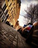 calle Foto de archivo libre de regalías