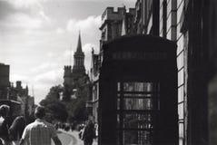 Calle amplia, Oxford fotos de archivo