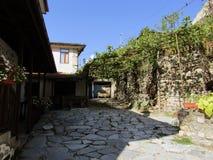 Calle búlgara fotografía de archivo libre de regalías