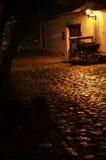Calle colonial vieja Imagenes de archivo