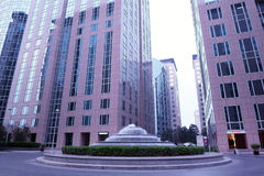 Calle comercial de Wangfujing Imagenes de archivo