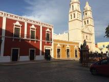 Calle de Мексика Стоковая Фотография RF