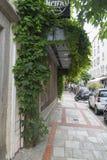 Calle de Ajacio Imagen de archivo