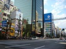 Calle de Akihabara foto de archivo