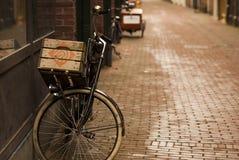 Calle de Amsterdam Imagen de archivo