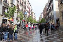 Calle De Arenal Stockbilder