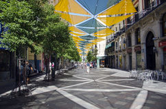 Calle de Arenal Stock Photos
