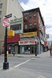 Calle de Brooklyn Fotografía de archivo libre de regalías