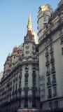 Calle de Buenos Aires - de Córdoba Imagen de archivo libre de regalías