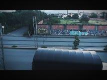 Calle de Cali, Colombia Foto de archivo libre de regalías