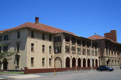 Calle de Durban Foto de archivo libre de regalías