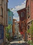 Calle de Estambul imágenes de archivo libres de regalías
