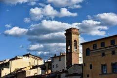 Calle de Florencia IV Imagen de archivo libre de regalías
