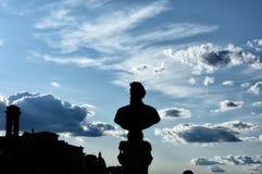 Calle de Florencia XI Fotografía de archivo libre de regalías