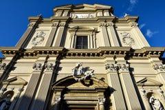 Calle de Florencia XXIII Imagen de archivo