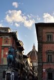 Calle de Florencia XXVII Fotos de archivo libres de regalías