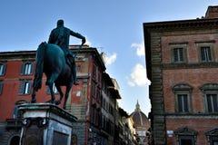 Calle de Florencia XXX Fotos de archivo libres de regalías