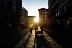 Calle de Florencia XXXII Imagenes de archivo