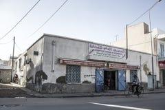 Calle de gabès fotografía de archivo