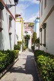 Calle de Gran Canaria fotos de archivo