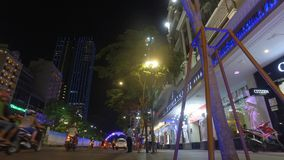 Calle de Ho Chi Minh - timelapse
