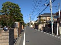 Calle de Japón Imágenes de archivo libres de regalías