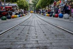 Calle de Kadikoy Fotografía de archivo