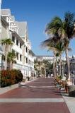 Calle de Key West Fotos de archivo libres de regalías