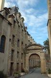Calle de la aldea Imagenes de archivo