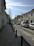 Calle de la ciudad imagen de archivo