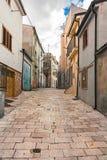 Calle de la ciudad Imágenes de archivo libres de regalías