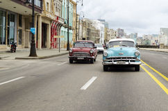 Calle de La Habana Fotografía de archivo libre de regalías
