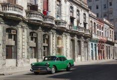 Calle de La Habana Imagenes de archivo